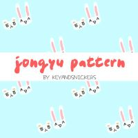 jongyu pattern by keyandsnickers
