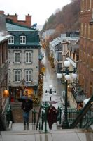Wet Quebec by PepsiChic