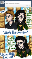 Ask Loki 21 by Doodlinjaz