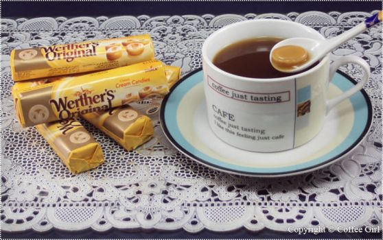 werther's coffee by c0ffee-Girl