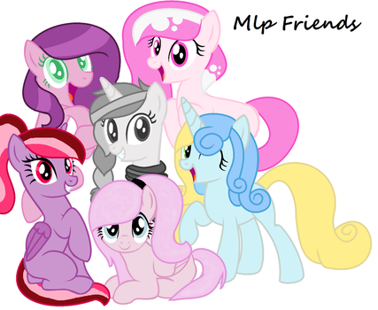 Mlp Friends Forever by CandieKandie567