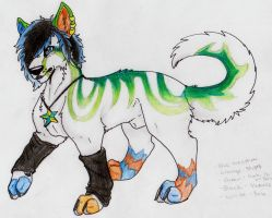 Commission Design ---- by Shockley23
