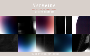 Verveine by innocentLexys