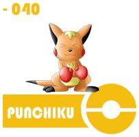 040 - Punchiku by SoranoRegion
