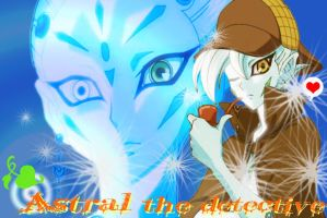 Astral the detective by WDSlyugi