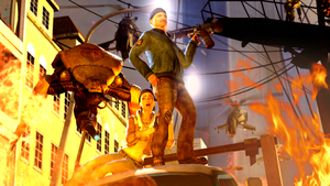 Cubbage, Savior of Mankind by guywiththesuitcase