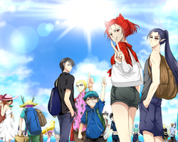 VIE: [Little Event] Go to the beach by MikiTakamoto