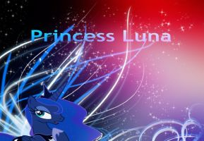 Luna Wallpaper by XXxPrincess-LunaxXX