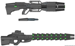 Militart Weapon Variants 25 by Marksman104