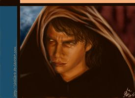 Anakin - He Stands Alone by Shaliara