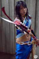Final Fantasy XIII: Highwind by Ai-rika