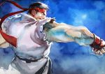 ryu by zecarlos
