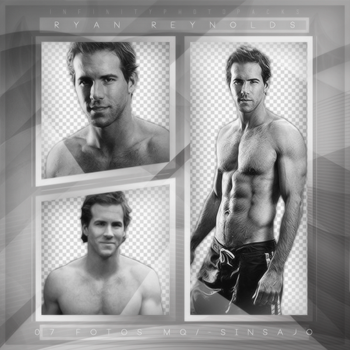 +Ryan Reynolds photopack png by ForeverTribute