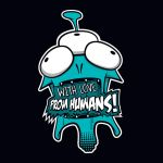 Withlovefromhumans TEE-DESIGN by 54NCH32