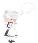 Bloody Marie thinking by Jack-Hedgehog