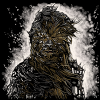 Chewbacca by Darksun75