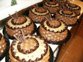 German Chocolate Torte by Nimhel