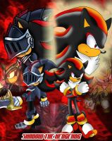 SHADOW THE ULTIMATE by blazeshadow