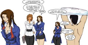 Female Doctor: Just Because... by Bonjman