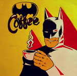 BatCoffee by Sadmonster