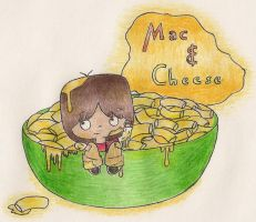 Mac and Cheese by X-Luminescence