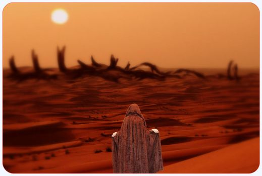 Sandworms of Dune by philippeL