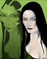 Green with envy by jardim