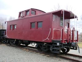 Caboose by Shinedriger