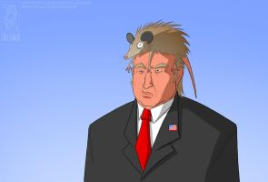 Trump by jollyjack