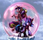 Snowglobe by harwicks-art