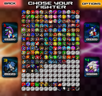 Character select by supersilver27