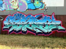 Bayswall 2 by PerthGraffScene