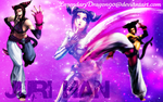 Juri Han Wallpaper by LegendaryDragon90