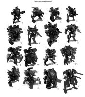 mech research by sobaku-chiuchiu