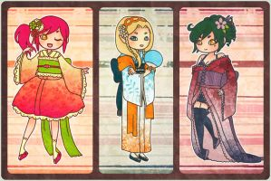 Mabi Yukatas by superdonut