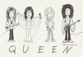 Queen by Oceansoul7777