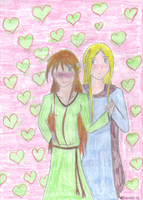 aph: Germania x Britannia 3 by LoveEmerald