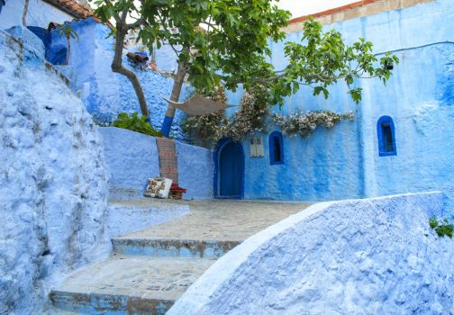 Chefchaouen, Maroc #7 by russiansphinx