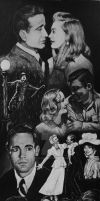 The Golden Age Of Hollywood by Jose-Fien