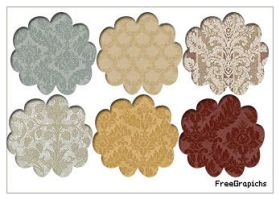 Damask Pack Pattern 3 by Kihaad