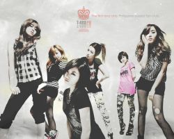 T-ARA PHILIPPINES by donghopandabear