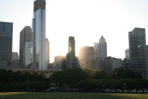 Chicago stock 37 by Random-Acts-Stock
