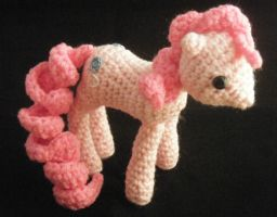 Pinkie Pie Crochet Doll 1 by ChibiSayuriEtsy