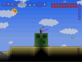 Hipo in Terraria by ngonz113