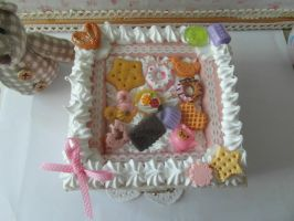 Crazy Kawaii Jewerly Box by AngelicLight100