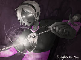Grimdark Rose by Brixyfire