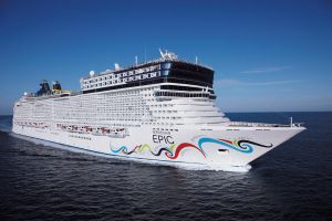Norwegian Epic At Sea by Jay-TheShipGuy