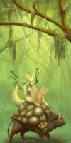 A Little Lost by PlainYellowFox
