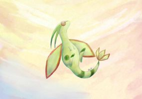 Flygon by Swadloon
