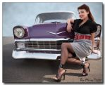 Rockabilly Ride by ricmerry